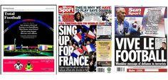 Les Britanniques chanteront la Marseillaise ce mardi soir à Wembley. Plusieurs journaux en publient les paroles dans leurs pages ou sur leur site internet.