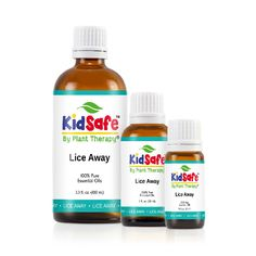 Lice Away - $9.95 : Pure Essential Oils | Aromatherapy Nebulizers | Oil Diffusers