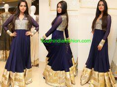 Trendy Floor Length Anarkalis @ Vijay Rana Franchise Showroom Launch, Hyderabad Celebrity Sarees, Designer Sarees, Bridal Sarees, Latest Blouse Designs 2014 South India Fashion