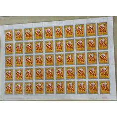 Buy 1988 Macau Dragon Lunar Stamp - Zodiac Full Sheet in Singapore,Singapore. 1988 Macau Dragon Lunar Stamp - Zodiac Full Sheet  Perfect Condition Get great deals on Stamps Chat to Buy