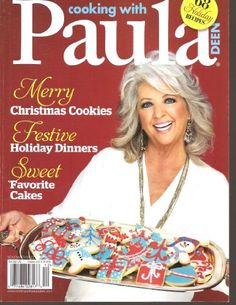 """Ms. Paula is the perfect example of a classy southern woman. My parents raised me with """"classic southern cooking"""" which isn't very healthy. Now i'm being immersed in a health conscious environment and I have learned how to take some of these classic soul food dishes but make them healthy."""