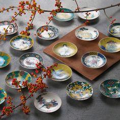 九谷焼 豆皿