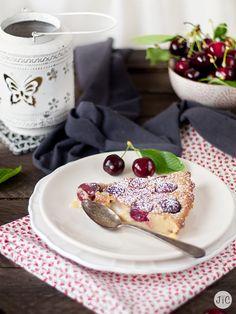 Jaleo en la Cocina: La típica de la temporada: Clafoutis de Cereza
