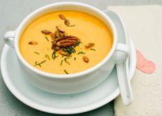 Taste of Beirut – Cream of Butternut soup