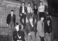 the undertones and the clash 1979