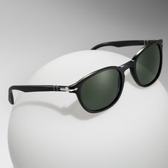Sunglasses from the Persol Galleria 900 Collection combine craftsmanship and Italian design