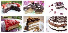 6 oppskrifter på deilige kaker uten melk, gluten og egg #glutenfri #vegansk Caesar Pasta Salads, Caesar Salad, I Want To Eat, Fries, Cheesecake, Gluten, Eggs, Menu, Favorite Recipes