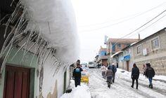 Fuertes heladas en zonas de puno