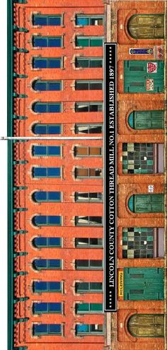 Click this image to show the full-size version. Brick Paper, Model Railway Track Plans, Free Paper Models, Popular Hobbies, Standard Gauge, Slot Car Tracks, Model Train Layouts, Paper Houses, Printable Paper