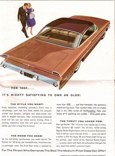 1960 Oldsmobile Ninety-Eight 2dr Hardtop