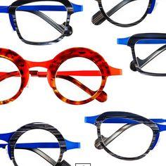"""fab1c2b7c6d6b7 L Atelier Du Créateur on Instagram  """"Un peu de couleurs avec ce beau temps,  ça ne fait pas de mal!!!!  theoeyewear  lunettes  color  eyeglass ..."""