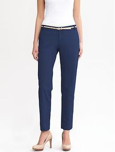 City Chino  A classic, professional pant is a must have for any closet.