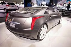 CTS Coupe Electric 2012