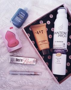 Unboxing New Year – New You Glossybox