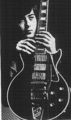 Jimmy Page (Led Zeppelin).....one of my all time fave guitarists.....was a great session player, long before joining The Yardbirds, and ultimately Led Zeppelin.