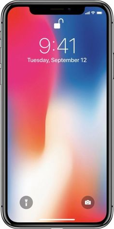 Apple - iPhone X factory unlocked