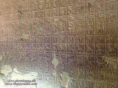 Lista de los nombres de Faraones en Abydos #tours_en_abydos #visita_de_abydos #viajes_en_Egipto #excursiones_desde_luxor  http://www.maestroegypttours.com/sp/Excursi%C3%B3nes-en-Egipto/Luxor-Excursiones/Tour-a-los-templos-de-Abydos-y-Dendera-desde-Luxor
