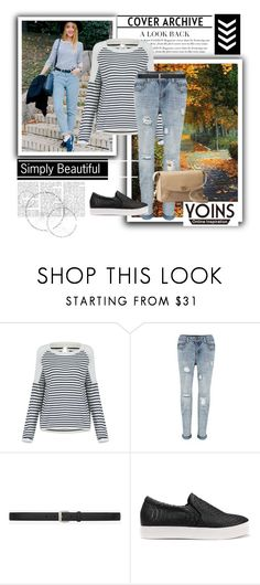 """Yoins-28"" by dzena-05 ❤ liked on Polyvore featuring Yves Saint Laurent and UGG Australia"