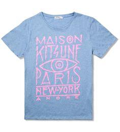Maison Kitsune Paris S/S collection 2013