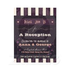 wording for reception only invites - Wedding Reception Only Invitation Wording