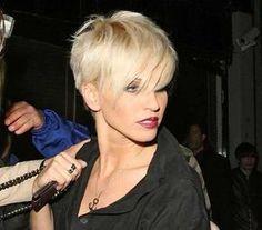 10 Kurzhaarfrisuren, speziell für Frauen mit glatten Haaren! - Neue Frisur