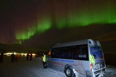 GuideGunnar`s Northern lights Express! #guidegunnar