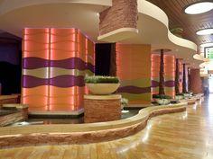 Red Rocks Casino | Installations | 3form