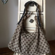 Like Gucci purse Excellent condition. A little worn at handle. Bags Hobos