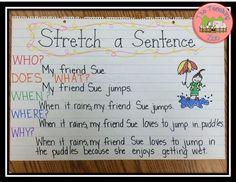 Classroom ideas for Preschool and Primary Kindergarten to Second Grade!