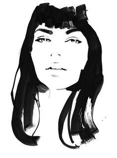 Maria Kask Illustration - INK