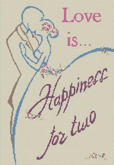 Happy Ever After Cross Stitch