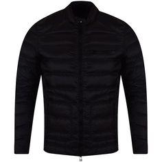 BELSTAFF Belstaff Black Halewood Downs Puffer Jacket - Jackets/Coats from Brother2Brother UK