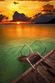 Sun Island, South Ari Atoll, Maldives.
