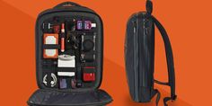 Make Sure Your Gadgets Travel In Style, Too With These Packs