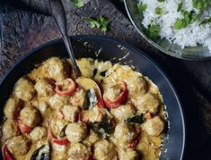Evening Meals, Paella, Tapas, Curry, Food And Drink, Low Carb, Dishes, Meat, Chicken