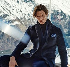 Vistula Après-ski - kolekcja jesień-zima 2015/2016, mens fashion