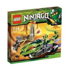 LEGO Ninjago 9447 - Lashas Schlangenbike Lego http://www.amazon.de/dp/B006ZSN41S/ref=cm_sw_r_pi_dp_LlXHub1HFWAB2