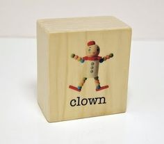 How to transfer inkjet images to wood...I am so making alphabet blocks for the grands with family pictures on them.