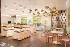 Home Park Food Store by TRIAD China, Yuanda Supermarket, Harbin – China Design Blog