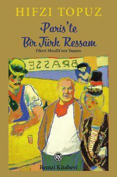 Hıfzı Topuz / Paris'te Bir Türk Ressam Fikret Muallâ'nın Yaşamı Renklerle coşan, acılarla boğuşan bir ressamın hikâyesi... Fikret Muallâ, Cumhuriyet döneminin en önemli ressamlarından biridir. Bir süre Ayvalık'ta resim öğretmeni olarak görev alan Muallâ, yaşamını büyük ölçüde Paris'te sürdürdü ve burada hayata veda etti. Yaşamının en önemli travmasıyla 1937 yılında karşılaştı. Galatasaray Karakolu'nda saatler boyu gördüğü işkence sonucu akli dengesi bozuldu ve bu yüzden akıl hastanesine...