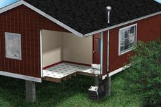 Envirolet Waterless Remote Composting Toilet Systems