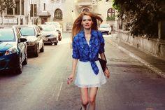 adelinaschoice.blogspot.com People Around The World, Mood, Shirt Dress, How To Wear, Shirts, Vintage, Dresses, Fashion, Shirtdress