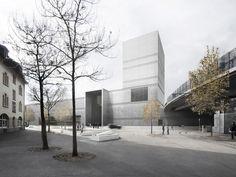 Barozzi  Veiga . New Museum of Natural History . Basel  (2)