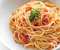 pasta is my favorite!