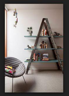 ladder shelf #anthropologie #pintowin