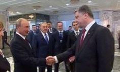 Донецкий аэропорт отстояли вопреки тайным договоренностям Порошенко с Путиным?