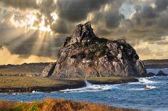 Fernando de Noronha - A volcanic island in Brazil