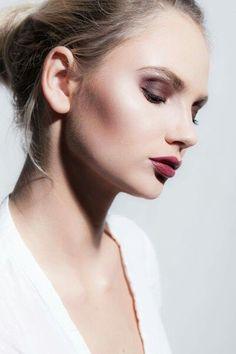 Marsala makeup #maccosmetic #chanel