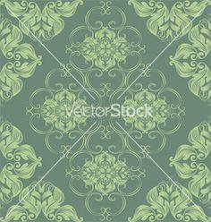 Floral vector by theerapol on VectorStock®