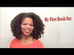 My First Braid Out
